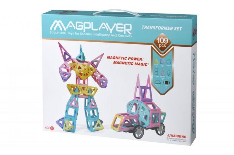 Магнитный конструктор Magplayer MPH2-109