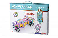 Магнитный конструктор Magplayer MPH2-88