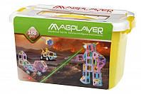 Магнитный конструктор Magplayer MPT2-188