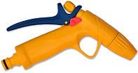 Пистолет-распылитель пластиковий с фиксатором потока