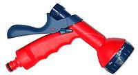 Пистолет-распылитель 6-позиционный пластиковый регулируемый