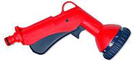 Пистолет-распылитель 10-позиционный пластиковый регулируемый