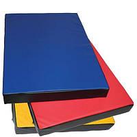 Мат гимнастический SportBaby (120х120х4)