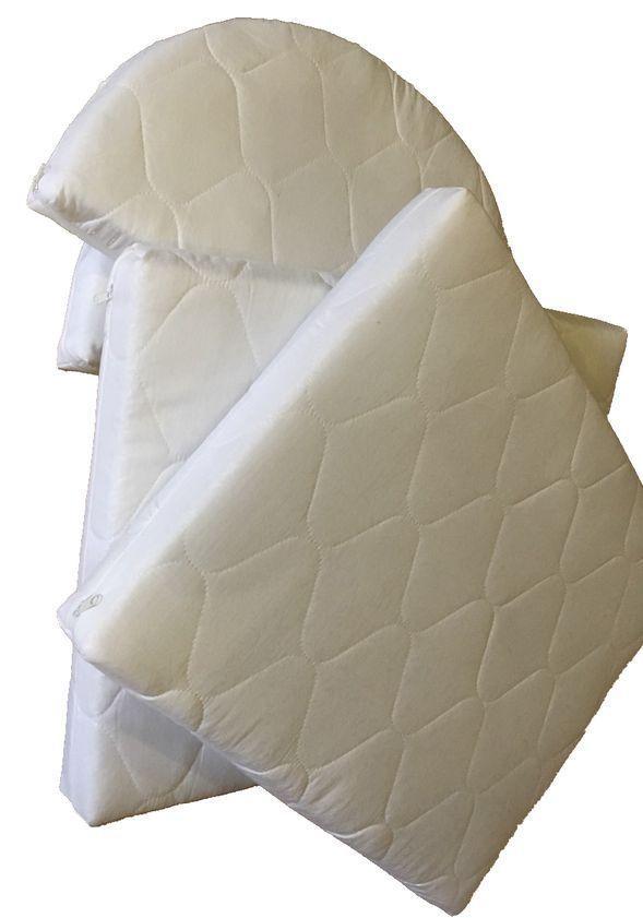 Матрацик-трансформер для овальних ліжечок Сонько