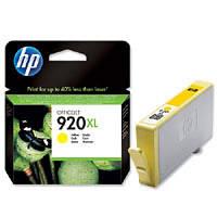 Картридж HP DJ No.920XL OJ 6500 yellow (CD974AE)