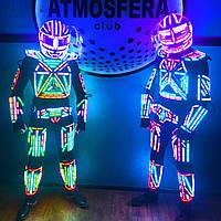 Светодиодные роботы. LED ROBOTS SHOW - актуальны на любой праздник., фото 1