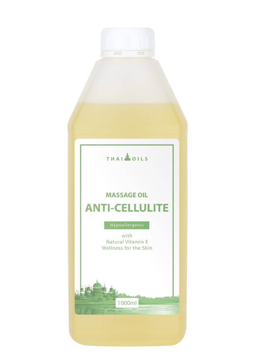Профессиональное массажное масло «Anti-cellulite» 1000 ml