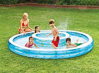 Надувной бассейн BestWay 57143