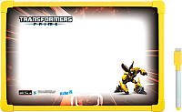 Доска сухостираемая, магнитная, A4, Transformers