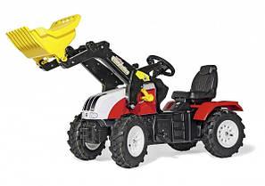 Педальная машинка Rolly Toys rollyFarmtrac Steyr 6240 CVT