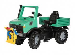 Педальная машинка Rolly Toys rollyUnimog Forst
