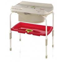 Сповивальний стіл з ванночкою Jane Flip, колір R76