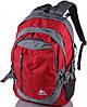 """Городской женский рюкзак с отделением для ноутбука 15,4"""", 35 л. Onepolar W1383-red красный"""