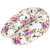 Подушка для беременных Ceba Physio Multi Flora & Fauna Flores