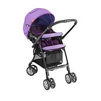 Прогулочная коляска Aprica Luxuna CTS, цвет фиолетовый