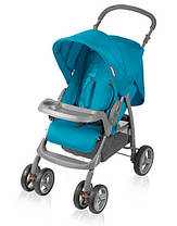 Прогулочная коляска Baby Design Bomiko Model L, цвет голубой
