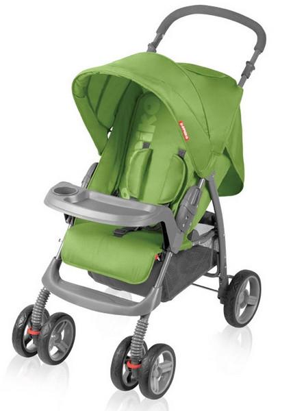 Прогулочная коляска Baby Design Bomiko Model L, цвет зеленый