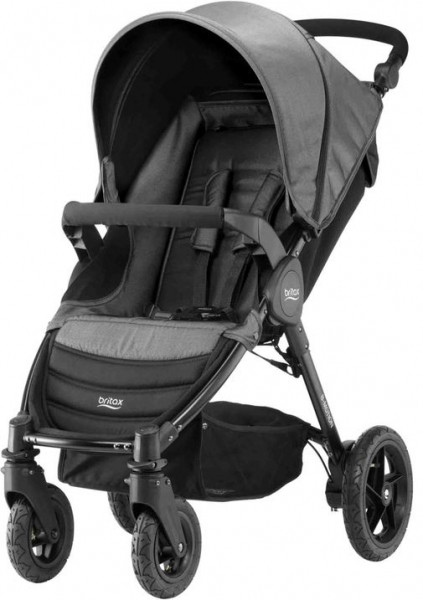 Прогулочная коляска Britax B-Motion 4, цвет Black Denim