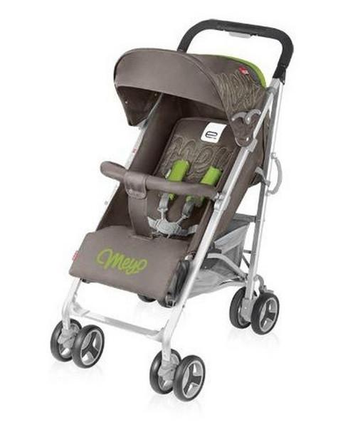 Прогулочная коляска Espiro Meyo, цвет зеленый