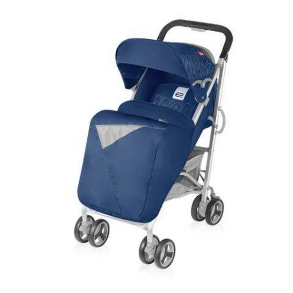 Прогулочная коляска Espiro Meyo, цвет синий