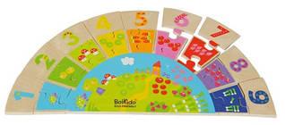 Радужные пазлы Boikido