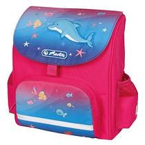 Ранец для дошкольников Herlitz Mini Softbag Little dolphin