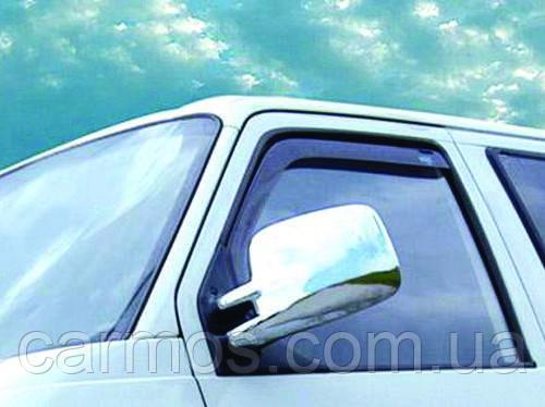 Накладки на зеркала Volkswagen T4 (фольксваген Т4), ABS - пластик. 2шт