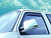 Накладки на зеркала Volkswagen T4 (фольксваген Т4), ABS - пластик. 2шт, фото 1
