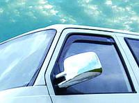 Накладки на зеркала Volkswagen T4 (фольксваген Т4), ABS - пластик