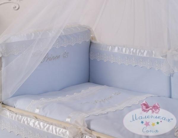 """Сменный комплект постельного белья Маленькая Соня """"Принц"""", расцветки в ассортименте"""