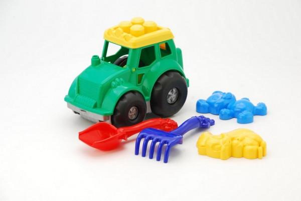 """Трактор Multitoys - """"Кузнечик № 2"""""""