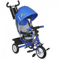 Трехколесный велосипед Mars Mini Trike 950D, цвет синий