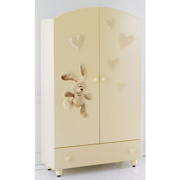 Шкаф для детской комнаты Baby Expert Cremino Lux Panna