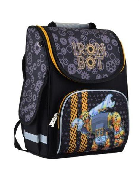 Школьный ранец 1 Вересня Iron bot PG-11