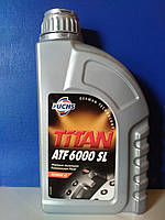 Жидкость для АКПП FUCHS TITAN ATF 6000 SL (1л.)