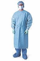 Халат хирургический, стерильный, ламинированный