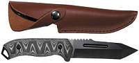 Нож Fox Outdoor Tanto Black 44383