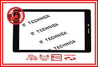 Тачскрин Alcatel OT-9003X Pixi 4 Черный