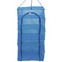 Сетка для сушки рыбы и продуктов Ranger Easyall-11 (1000x450x450мм), синяя