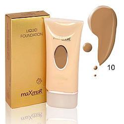 Тональная основа maXmaR № 10 MF- 9