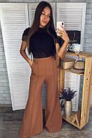 Комбинезон женский 2881 коричневый