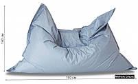 Пуф-мешок Подушка серый, фото 3