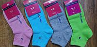 """Женские стрейчевые носки в стиле""""Tommy DS"""",Турция(35-41) яркие, фото 1"""