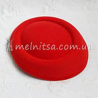Основа для шляпки-таблетки 16 см, красный