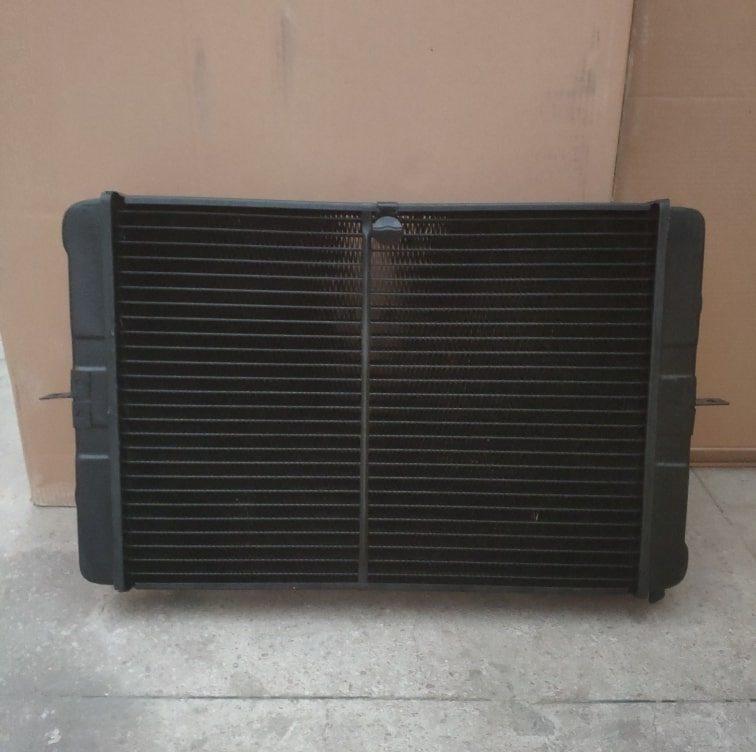 Радиатор ГАЗель старого образца с ушами 2 рядный медный до 1999 г.в. пр-во Иран Радиатор
