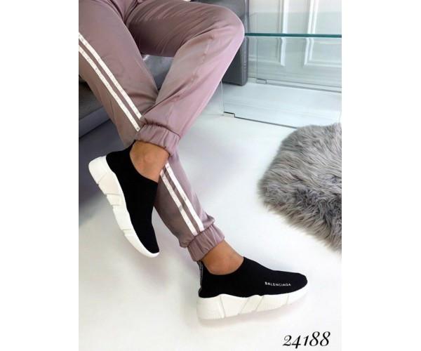 Кроссовки Balenciaga, короткие
