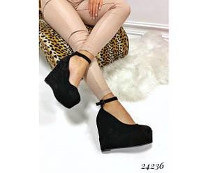 Туфли Mei de li с пряжкой на платформе, 40