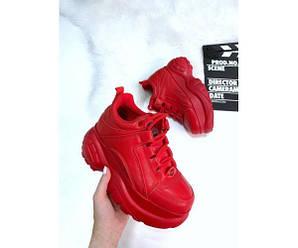 Кроссовки Buffalo London красный