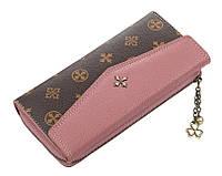 Жіночий гаманець BAELLERRY N5531 Women Long клатч Рожевий (SUN5483)