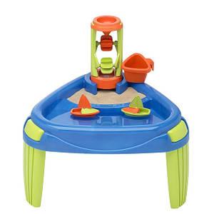 Столики для игры с водой и песком